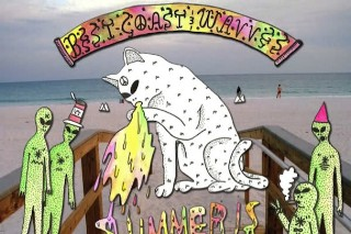 """Wavves – """"Mutant"""" & """"Stained Glass (Won't You Let Me Into Yr Heart)"""""""