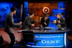 "Vampire Weekend And The Black Keys' ""Sell-Out-Off"" On Colbert"