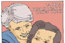 La Sera Devils Hearts Grow Gold Cover