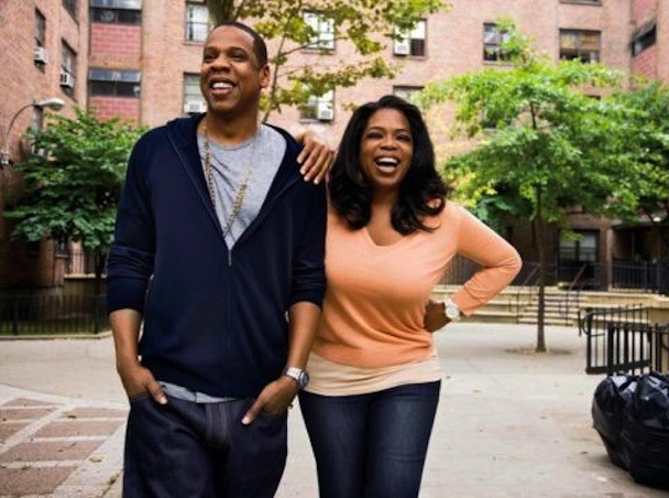 Oprah Makes Behind The Music: Jay-Z Basically