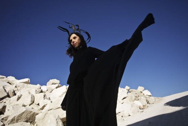 PJ Harvey by Seamus Murphy