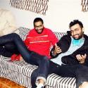 Neon Indian, Das Racist, CREEP Model Mishka