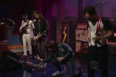 The Strokes On Letterman