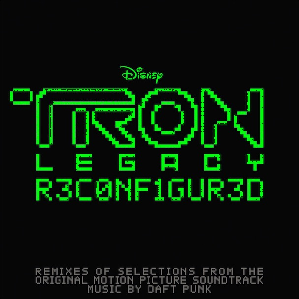 Tron Legacy R3CONFIGUR3D