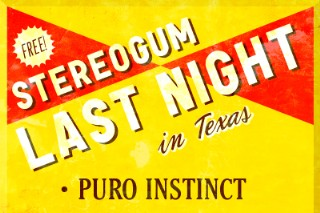 Stereogum Last Night In Texas Party