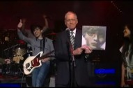 "The Pains Of Being Pure At Heart Bring ""Heart In Your Heartbreak"" To Letterman"
