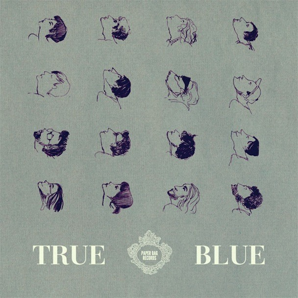 Paper Bag Records Madonnna True Blue