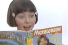Alexis Krauss (Sleigh Bells) - Nickelodeon Ad