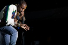 Scenes From Coachella '11: Kanye & More From Sunday