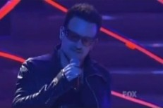 Bono &#038; Edge Play <em>Spider-Man</em> Song On <em>Idol</em>