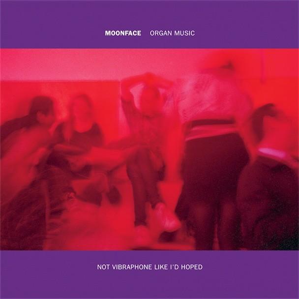 Moonface - Organ Music not Vibraphone like Id Hoped