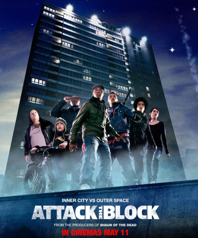 Basement Jaxx do Attack The Block