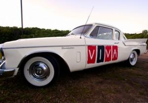 Coldplay Viva Car 2011