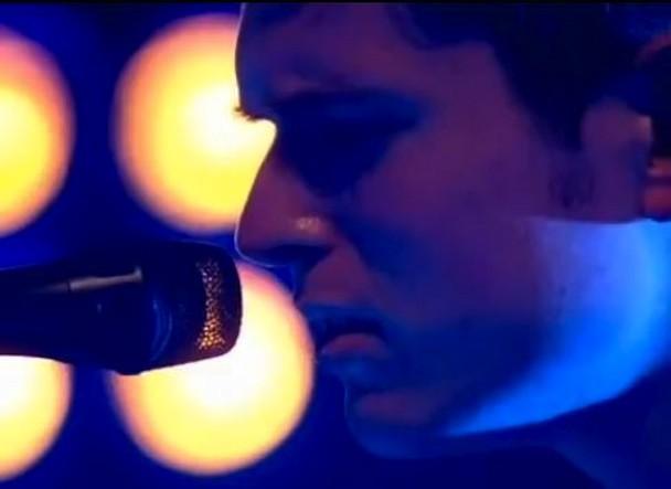 James Blake on Jools Holland
