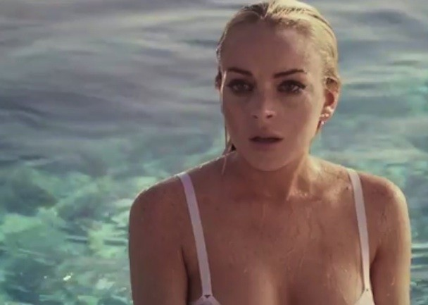 Lindsay Lohan By Richard Phillips