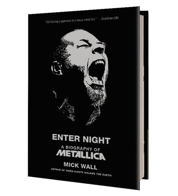 Metallica Enter Night Bio