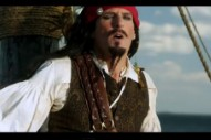 "The Lonely Island – ""Jack Sparrow"" (Feat. Michael Bolton)"