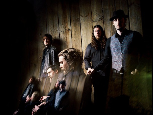 "My Morning Jacket - ""Victory Dance"""