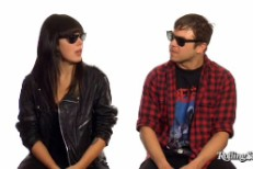 Sleigh Bells Talk LP2