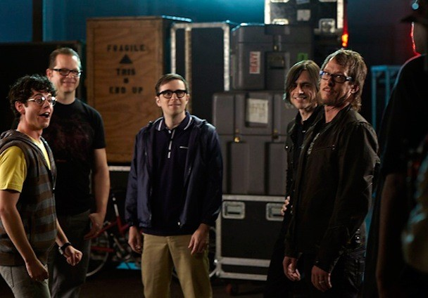 Weezer Guest On The Hard Times Of RJ Berger