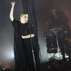 Grimes & Lykke Li @ The Wiltern, Los Angeles 5/31/11