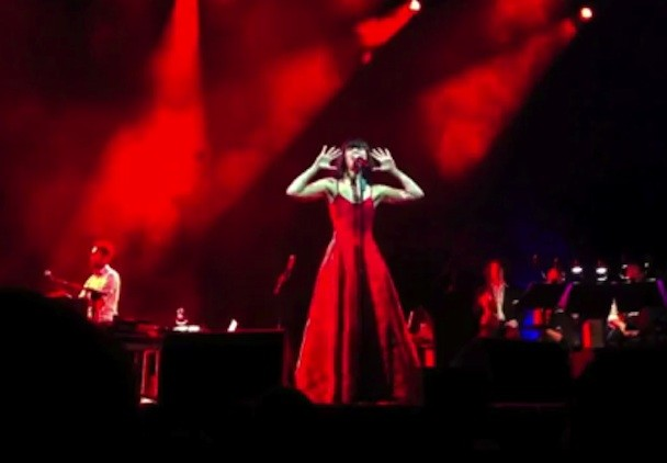 Hear Bat For Lashes Play A New Tune At Vivid Fest