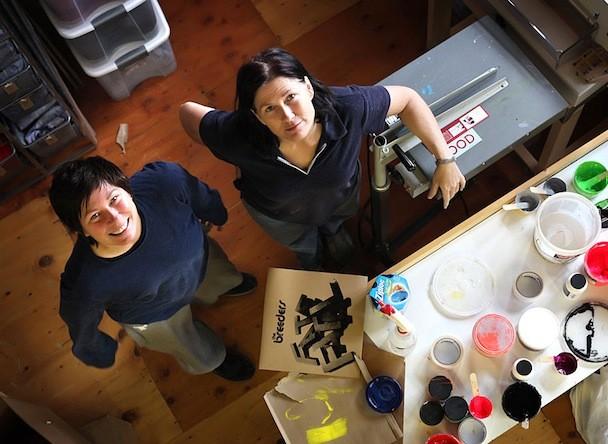 Kim & Kelley Deal By Chris Glass