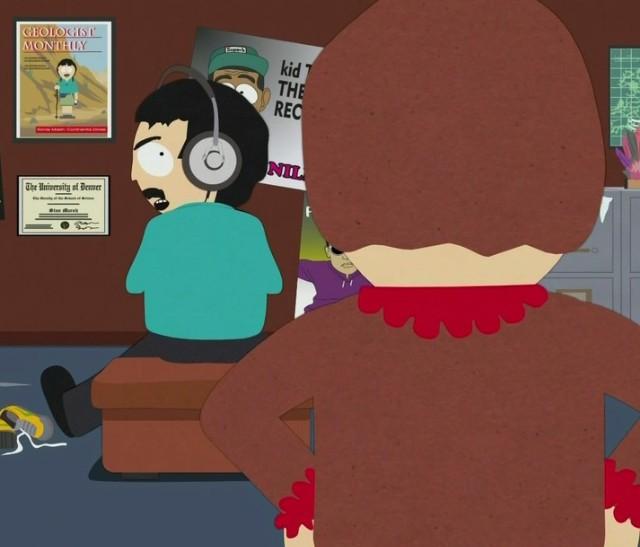 Tyler, The Creator on South Park