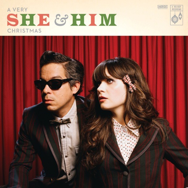 A Very She & Him Christmas Details