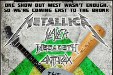 Watch Metallica, Slayer, Megadeth, Anthrax Get Together To Cover Motörhead