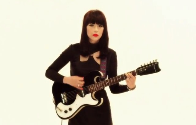 "Dum Dum Girls - ""Bedroom Eyes"" Video"