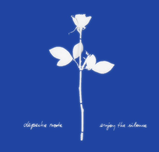 "Depeche Mode - ""Enjoy The Silence"""