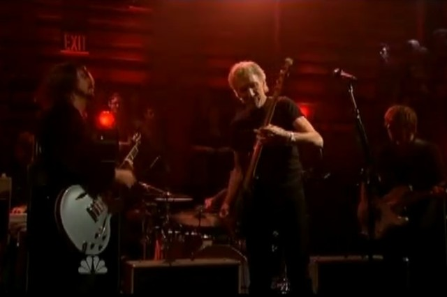 Foo Fighters And Roger Waters