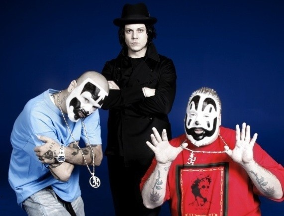 Jack White & Insane Clown Posse