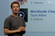 Facebook Hooks Up With Spotify
