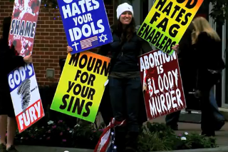 Watch Foo Fighters' Westboro Baptist Church Counter-Protest