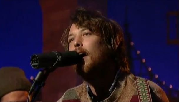 Fleet Foxes Play Letterman