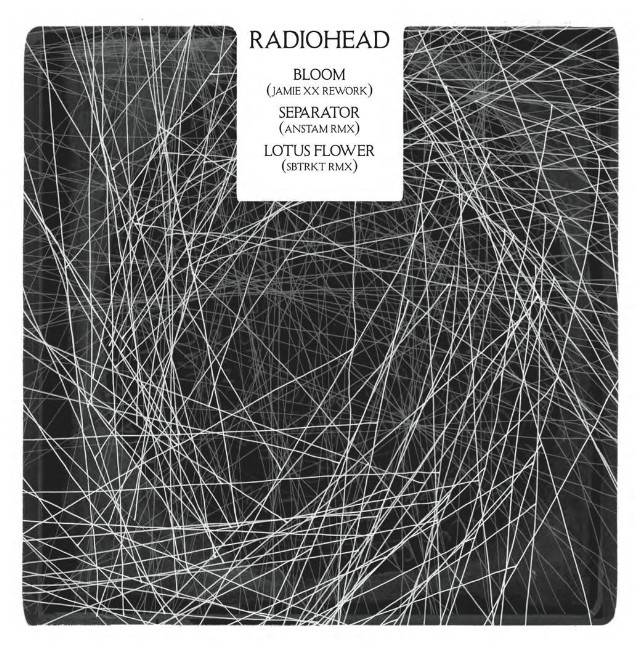 Radiohead - Remix Single