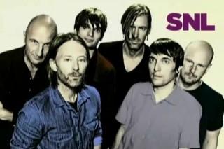 Watch Radiohead On <em>Saturday Night Live</em>
