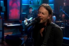 Watch Radiohead On <em>The Colbert Report</em>