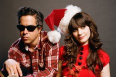 She & Him Announce Christmas Album