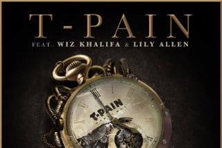 "T-Pain – ""5 O'Clock"" (Feat. Lily Allen & Wiz Khalifa) Video"