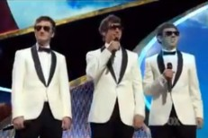 Watch The Lonely Island's Emmy Medley