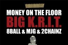 "Big Krit (Feat. 2 Chainz & 8Ball & MJG) – ""Money On The Floor"""