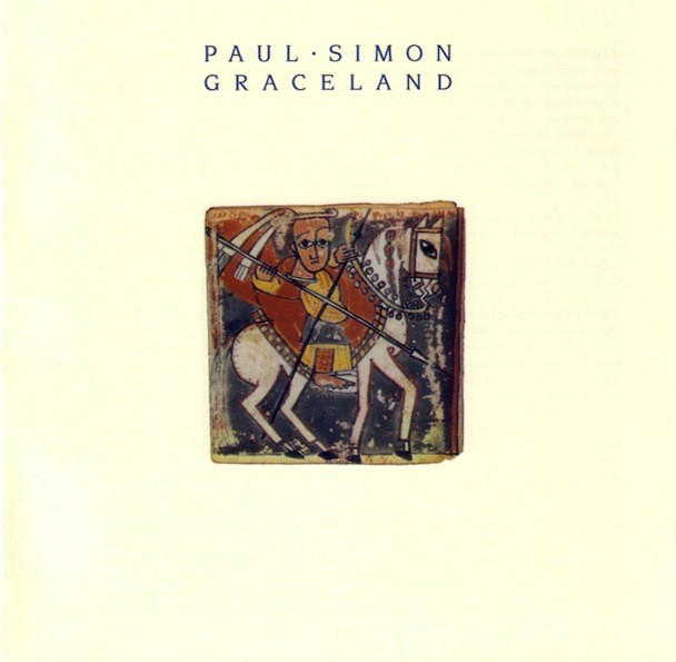 Paul Simon Planning Graceland Tour, Box Set