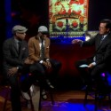 Black Star&#8217;s Mos Def And Talib Kweli Do <em>The Colbert Report</em>
