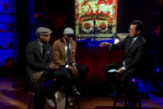 Black Star&#8217;s Mos Def And Talib Kweli Do <em>The Colbert Report</em>