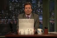 Watch Chavez On <em>Jimmy Fallon</em>