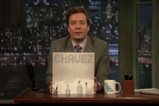 Chavez on Jimmy Fallon