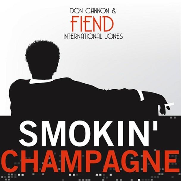 Fiend - Smokin' Champagne